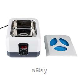 1.3L VGT-1200 Digital Ultrasonic Cleaner Cleaning Tool for Glass Jewelry Watch O