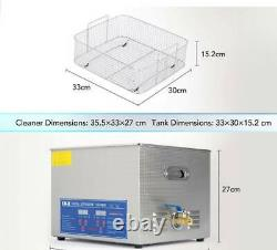 15L Professional Ultrasonic Cleaner with Timer Digital Limited Quantity