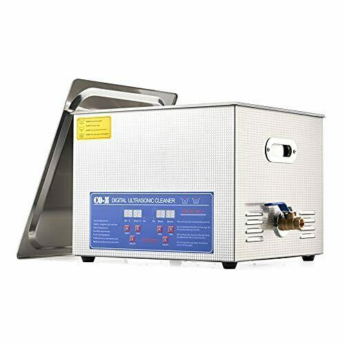 15l Professional Ultrasonic Cleaner With Timer Digital For Cleaning Jewelry