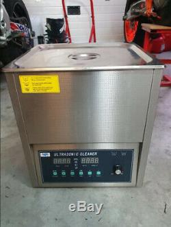 19L Stainless Digital Ultrasonic Cleaner Machine Parts cleaner