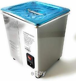 2.0L Professional Digital Ultrasonic Cleaner with Heating, 110V