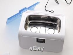 2.5L Digital Ultrasonic Cleaner with Timer Heater Stainless Steel Tank CE-7200A