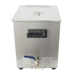 20L Ultrasonic Professional Househould Industrial Cleaner Machine with Digital T