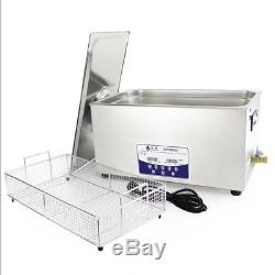 22L Ultrasonic Professional Househould Industrial Cleaner Machine with Digital T