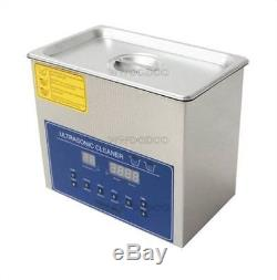 28/40Khz Cleaning Machine Frequency Dual Double Digital Ultrasonic Cleaner 2L L