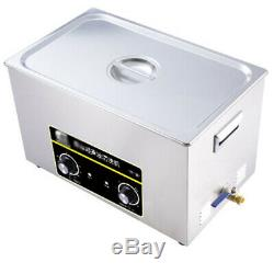 3.2L Ultrasonic Cleaner Stainless Steel Digital Industry Heated Heater withTimer