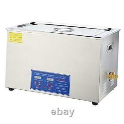 30L Digital Professional Large Ultrasonic Jewelry Cleaning Machine Cleaner with
