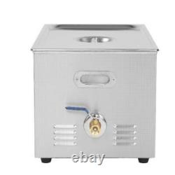 30L Professional Ultrasonic Cleaner with Timer Digital Limited Quantity