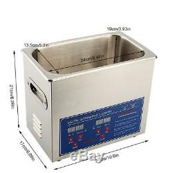3L Large Capacity High Quality Digital Ultrasonic Cleaner Cleaning Machine