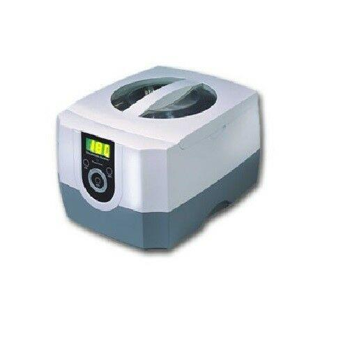4800 Dental Ultrasonic Cleaner W Digital Timer For Cleaning Jewelry Tattoo Tools