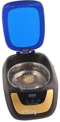 750ml Digital Ultrasonic Cleaner CE-5700A For Glasses jewelry Disk(CD, VCD, DVD)