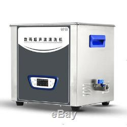 7L TUC-70 Digital Ultrasonic Cleaner Cleaning Machine with LCD Display lov