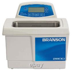 BRANSON CPX-952-218R Ultrasonic Cleaner, CPXH, 0.75 gal, 120V