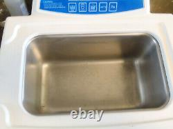 Branson CPX2800H 0.75G Ultrasonic Cleaner Digital Timer Heater used TESTED