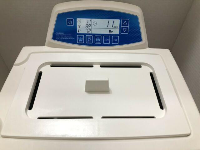 Branson Cpx2800h 0.75g Ultrasonic Cleaner With Digital Timer Heater Degas Temp Set