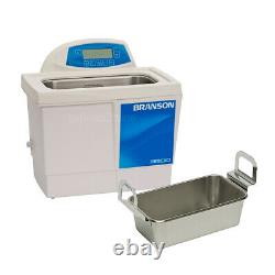 Branson CPX3800H 1.5 Gal. Digital Heated Ultrasonic Cleaner withSolid Tray