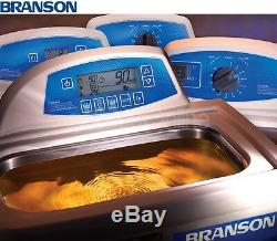 Branson CPX5800H 2.5 Gal. Digital Heated Ultrasonic Cleaner, CPX-952-518R