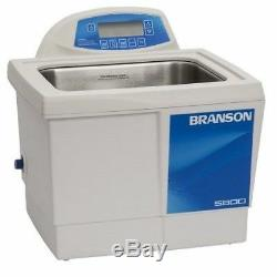 Branson CPX5800H 2.5G Ultrasonic Cleaner with Digital Timer & Heater CPX-952-518R