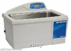 Branson CPX8800H 21 Liter Digital Heated Ultrasonic Cleaner, CPX-952-818R