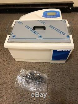 Branson CPX8800H Ultrasonic Cleaner 5.5 Gallon Digital Display With Heat