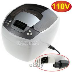 CD-4810 Model LED Digital Ultrasonic Cleaner Machine For Jewelry Cleaning Timer