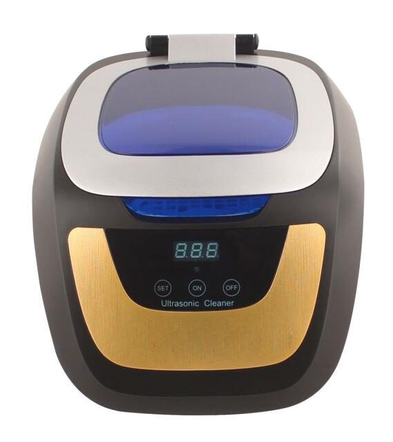 Ce-5700a Digital Ultrasonic Cleaner For Glasses Jewelry Disk(cd, Vcd, Dvd) Em