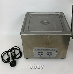 CHEAP Professional Digital Pro Ultrasonic Cleaner Timer 304 Stainless Steel 10l