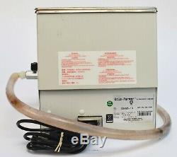 Cole Parmer SS 1-Gallon Heated Water Ultrasonic Cleaner Digital Timer 08895-16