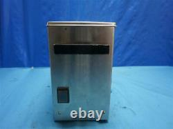 Crest CP230D Digital Ultrasonic Cleaner As Is