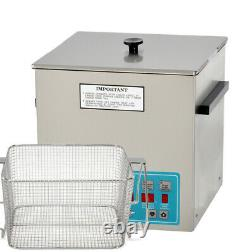 Crest Powersonic P1100D-45 Heated Ultrasonic Cleaner withPerforated Basket