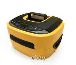 DENTAL ULTRASONIC CLEANER Digital Timer and Powerful Cleaning