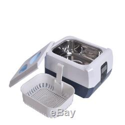 Dental Digital 1.2L Ultrasonic Cleaner with Timer for Jewelry VGT-1200