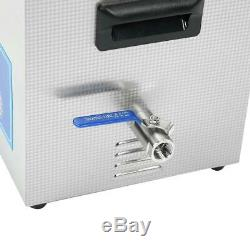 Digital 30L Ultrasonic Jewelry Cleaner 28/40khz Dual Frequency Cleaner