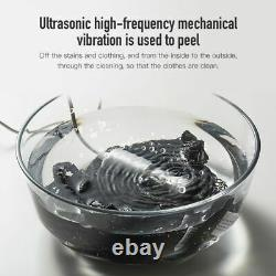 Digital Cleanoral Ultrasonic Electric Bath Cleaning For Fruit Vegetable Portable