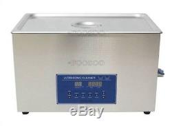 Digital Ultrasonic Cleaner 30L Cleaning Machine Frequency 28/40Khz Dual Double C