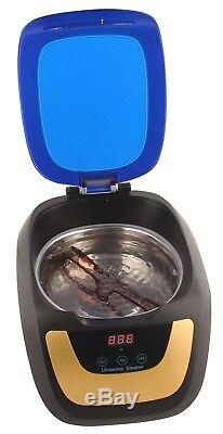 Digital Ultrasonic Cleaner For Glasses jewelry Disk(CD, VCD, DVD) CE-5700A joy