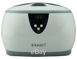 Digital Ultrasonic Cleaner For Jewelry Glasses Watches Tool Sanitizer Machine