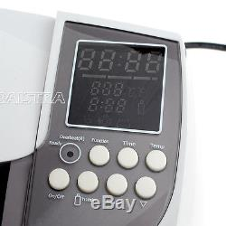 Digital Ultrasonic Cleaner For Jewerly Stainless with Timer Heater CD-4830 220V