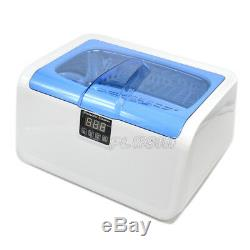 Digital Ultrasonic Cleaner with Timer Heater 2.5L Stainless Steel CE-7200A Tank