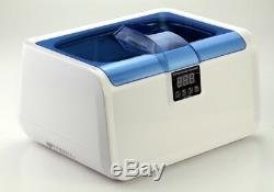 Digital Ultrasonic Cleaner with Timer Heater 2.5L Stainless Steel Tank CE-7200A