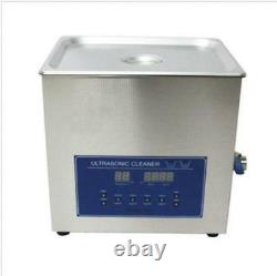 Dual Double Frequency 28/40khz Digital Ultrasonic Cleaner Cleaning Machine 3L