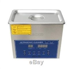 Frequency Dual Double 28/40Khz 3L Cleaning Machine Digital Ultrasonic Cleaner L