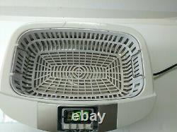 H & B Luxuries Digital Ultrasonic Cleaner Used Excellent Condition Casings Jewel
