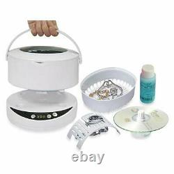 ISonic CDS200B Digital Ultrasonic Cleaner with a Detachable Tank for Jewelry