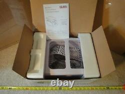 Kendal Ultrasonic cleaner model HB-4818T heated cleaner, coins, jewelry, watches