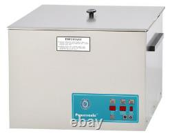 NEW! Crest Powersonic P2600D-45 7.0 Gal Heated Ultrasonic Cleaner, 2600PD045-1