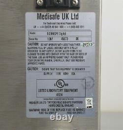 New Medisafe SI Digital SI2060CPE Cannulated Ultrasonic Instrument Cleaner