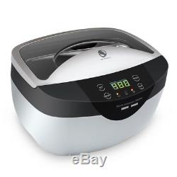 Professional Digital Ultrasonic Cleaner Machine with Timer Heated Cleaning 2.5L