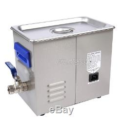 TUC-32 Digital LCD Ultrasonic Cleaner Cleaning Machine stainless steel WB