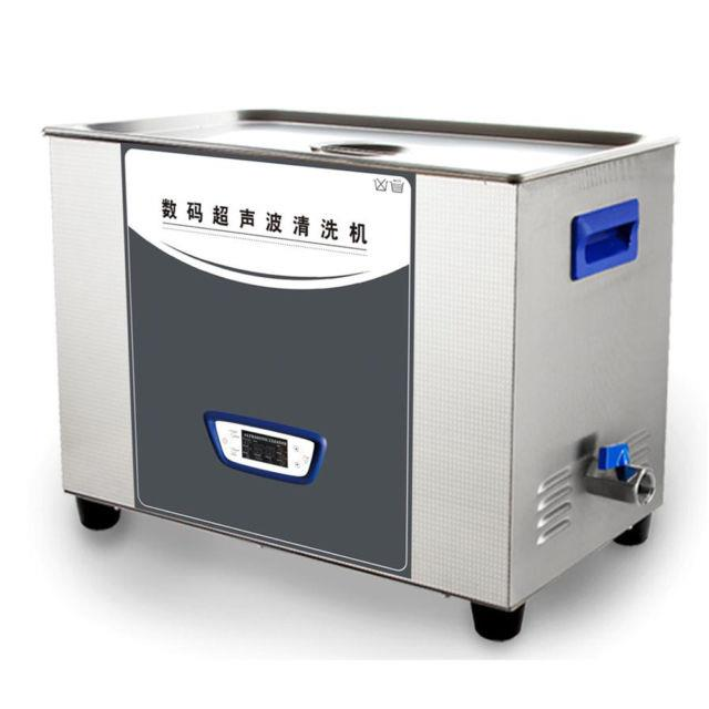 Tuc-450 Digital Lcd Ultrasonic Cleaner Cleaning Machine Stainless Steel 45l Le